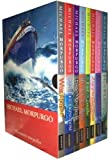 Michael Morpurgo Collection Childrens 8 Books Set Boxed (King of the Cloud Forests, Escape from Shangri-La, Why the Whales Came, Kensuke's Kingdom, Long Way Home, The Wreck of the Zanzibar, Mr Nobody's Eyes and War Horse)