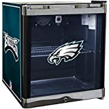 Glaros Officially Licensed NFL Beverage Center / Refrigerator - Philadelphia Eagles