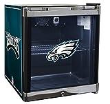 Glaros Officially Licensed NFL Beverage Center / Refrigerator - Philadelphia Eagles