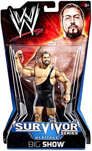 WWE Big Show 2005 Survivor Series Figure - Heritage Series PPV #10 (Wwe Survivor Series 2005)