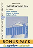 img - for Examples & Explanations: Federal Income Tax, 5th Ed., (Print + eBook Bonus Pack) book / textbook / text book
