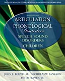 Articulation and Phonological Disorders 7th Edition