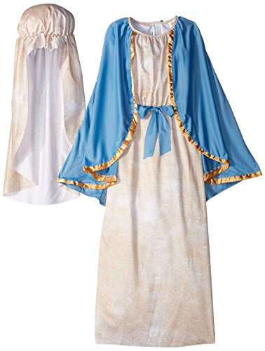 Religious Costumes (California Costumes The Virgin Mary Child Costume, Small)