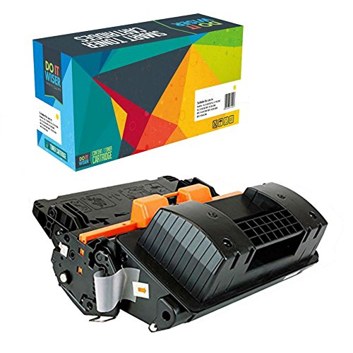 Do it Wiser Compatible Toner Cartridge Replacement for HP 90X CE390X for use in HP LaserJet Enterprise 600 M602n M603n M4555 Series - 600 Hp Laserjet M602n Enterprise