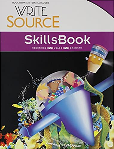 Amazon.com: Write Source: SkillsBook Student Edition Grade 7 ...