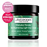 Antipodes Beauty Manuka Honey Skin-Brightening Light Day Cream – 2 oz. Review