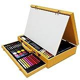 AKOR - Ap113M - Malette - Dessin Peinture - 112 Pièces