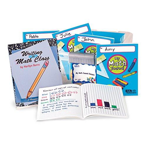 ETA hand2mind My Math Journal Classroom Pack by ETA hand2mind