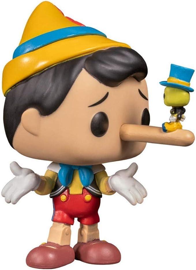 Funko Pop! Disney: Pinocchio (Exclusive): Amazon.es: Juguetes y juegos