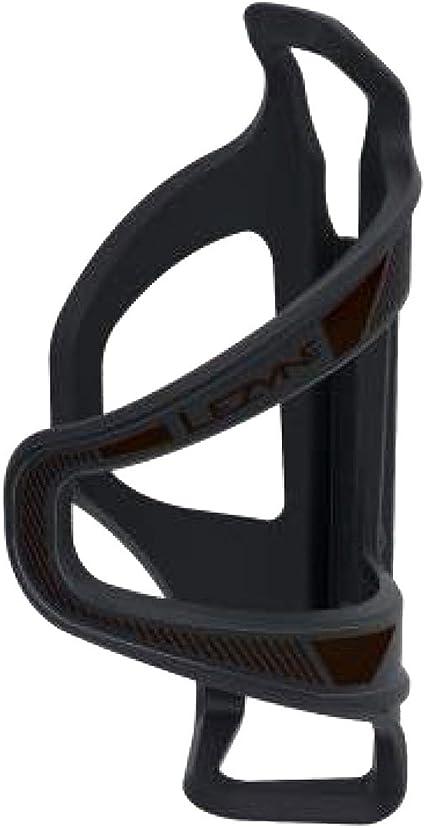 Lezyne Flow Bottle Cage Side Loader Left-hand Black