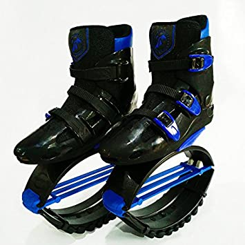 limpid in sight fine quality limited guantity Miaomiaolong Unisex Adults Kangaroo Jump Shoes, Anti-Gravity Running Boots,  Fitness Bounce Shoe Jumping Shoes 70-110kg (154lb-243lb)