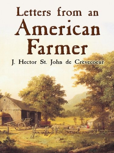 Amazon.com: Letters from an American Farmer (Dover Books on