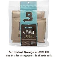Boveda 62% HR (67 gramos) - Paquete