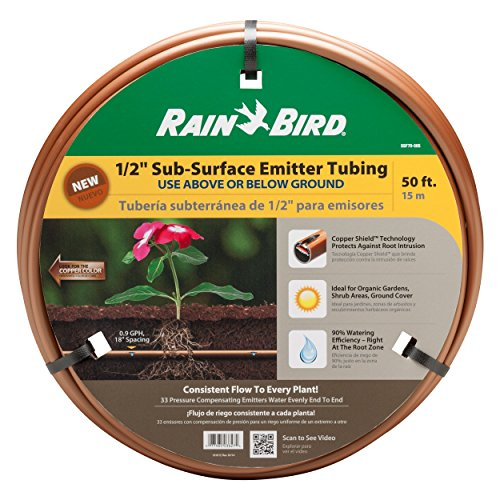 Rain Bird SSF70-50S Drip Irrigation Pressure Compensating 1/2
