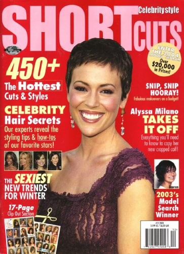 MMI Short Cuts #12 2003 Alyssa Milano