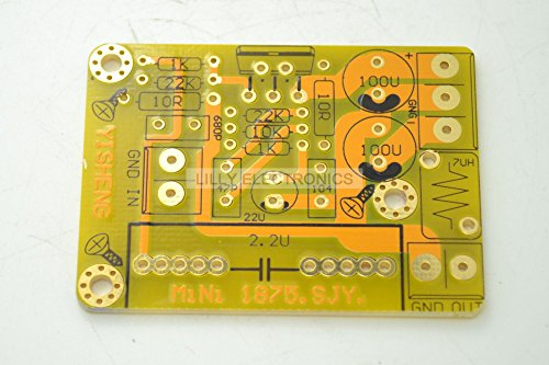 LM1875 Mono Hifi PCB Board Can Be Connected in Parallel Multi-channel Play