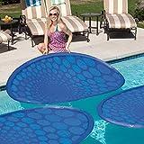 SwimWays 17400 Pool Heater ThermaSpring Solar Mat, White