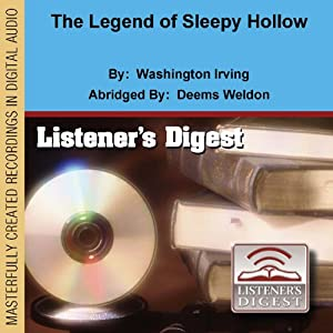 The Legend of Sleepy Hollow Audiobook