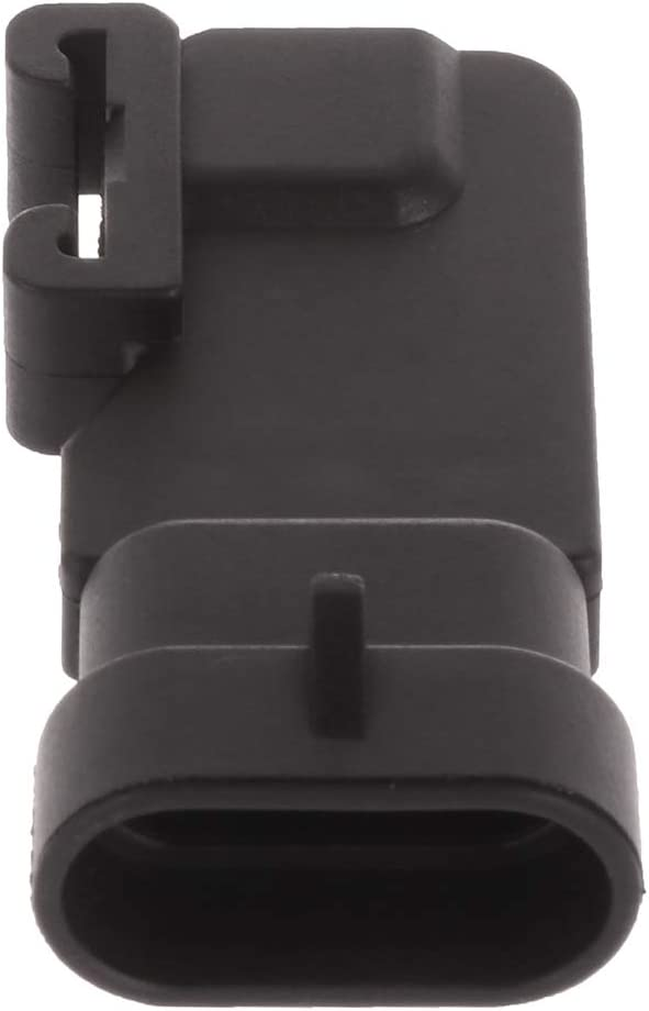 TUPARTS MAP Sensor Fits 16212460 12614970 213-331 12575837 for Buick for Cadillac for Chevrolet for Chevy for Pontiac for GMC GM for Isuzu for Saturn for Saab for Hummer for Honda 1997-2009 Models