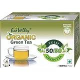 Eco Valley Organic Green Tea, Tulsi, 30NO
