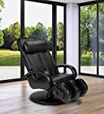 HT-5040 Swivel-Base Massage Chair, Black Color Option