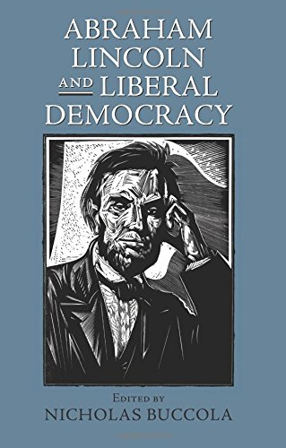Download Abraham Lincoln and Liberal Democracy (American Political Thought) pdf