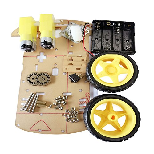 Smart Motor Robot Car Chassis Kit
