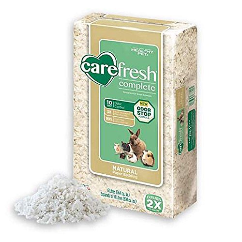 Healthy Pet Carefresh Complete Natural Paper Bedding 6L – White
