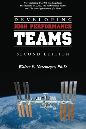 Developing High Performance Teams, Second Edition