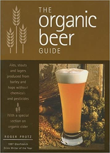 Book The Organic Beer Guide