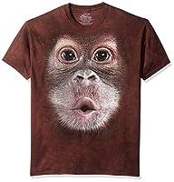 The Mountain Men's Big Face Baby Orangut...