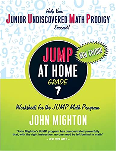 Amazon.com: JUMP at Home Grade 7: Worksheets for the JUMP Math ...