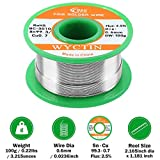 WYCTIN Lead Free Solder Wire Sn99 Ag0.3 Cu0.7 with