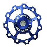 Lerway® 11T A5 Mountain Bike Cycling Aluminium Rear Derailleur Jockey Wheel Pulley Shimano SRAM