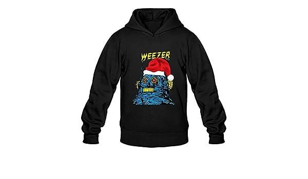 Weezer Christmas Sweater.Amazon Com Weezer Pinkerton Album Adult T Shirt In Black