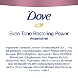 Dove Even Tone Antiperspirant Deodorant for