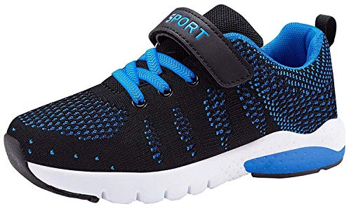 Wonesion Boys Tennis Walking Running Shoes Lightweight Athletic Casual Sneakers Girl Kids – DiZiSports Store