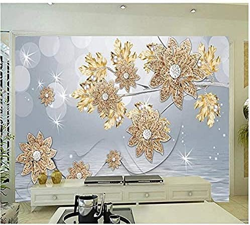 壁用壁紙3 Dカスタム壁紙洞窟石壁ビーチシービューD 3 D 3D大型背景幕-400X280Cm