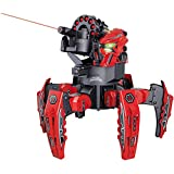 Riviera RC Space Warrior Battle Robot with Remote Control, Red