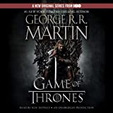 A Game of Thrones: A Song of Ice and Fire, Book 1 (audio edition)