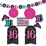 Room Decorating Kit | Sweet Sixteen Collection | Birthday