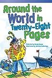 Around the World in Twenty-Eight Pages, Sarah Keane, 1480717223