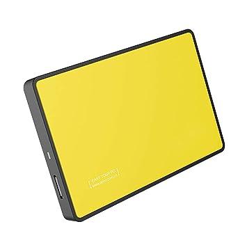 Traioy Caja Sata Alta Velocidad 2,5 Pulgadas Sata A USB 3.0 para ...