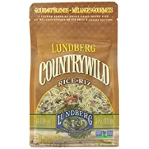 Lundberg Family Farms Nutra-Farmed Gourmet Rice Blends-Country Wild Brown Rice Blend, 454G