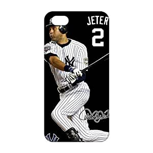 Slim Thin 3D NHL Derek Jeter For Iphone 5C Phone Case Cover