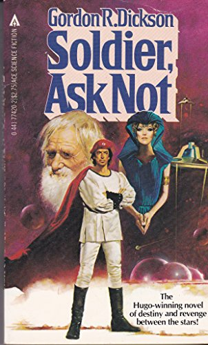 book cover of Soldier, Ask Not