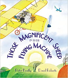 Image result for those magnificent sheep in their flying machine