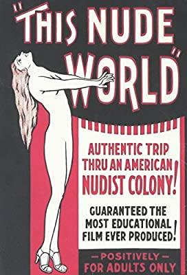 Nudist colony documentary from