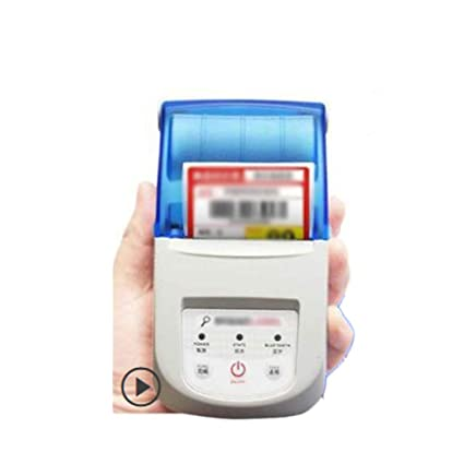 Amazon.com: Etiqueta portátil impresora térmica teléfono ...