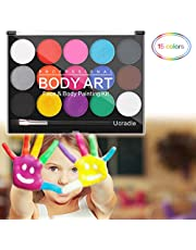Ucradle Face Paint Set for Kids